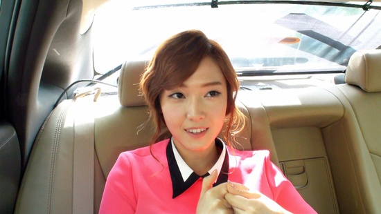 "Girls' Generation Jessica's Appearance on ""Taxi"""