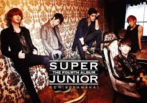 Super Junior Tops Taiwanese Music Chart for 52 Consecutive Weeks