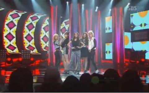 SBS Inkigayo 05.22.11