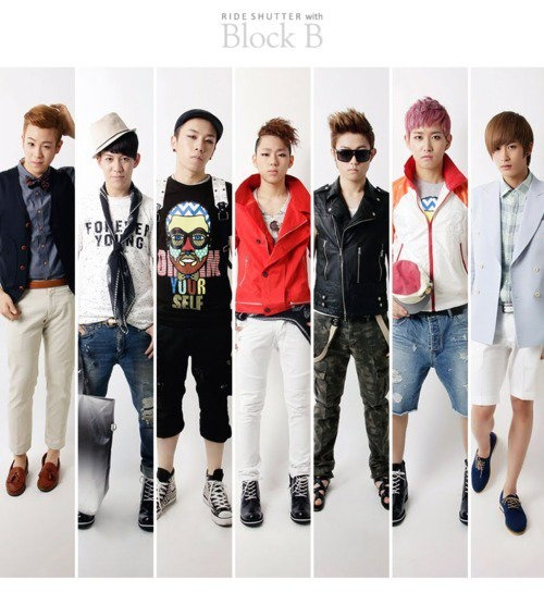 Block B Celebrates 100th Day Anniversary and Will Perform in Philippines