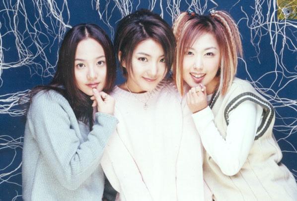 The Original Fairy Girl Group S.E.S. Reunites