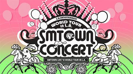 Get Your SMTOWN LA LIVE Tickets!