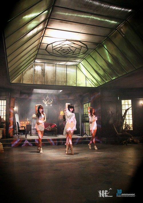 miss A Reveals Still Cut of Upcoming Music Video