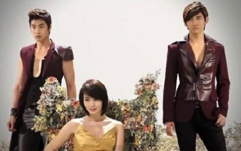 DBSK And Kim Hye Soo's CF Gives Off a Feeling of Awkwardness?