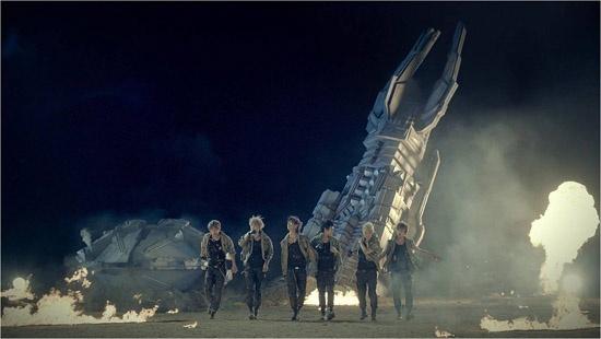 "B.A.P Returns with Full MV for ""Power"""