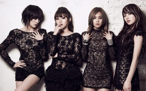miss A Makes Their Comeback Performances On Music Core