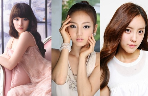 What Do Suzy, Goo Hara, Hyomin, Q-ri, and Hye Won Have in Common?