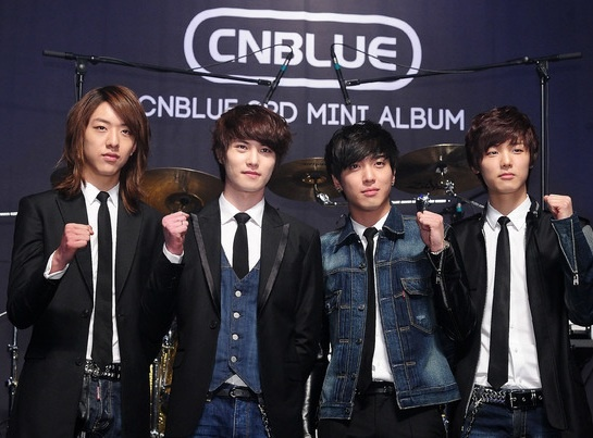"""CNBlue Builds """"CNBlue School"""" in Third World Country"""