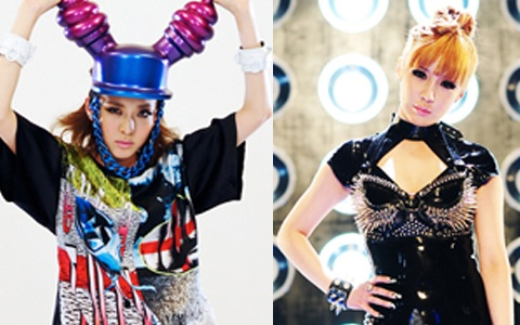 Dara and Bom's Message for 2NE1's Japanese Album Release