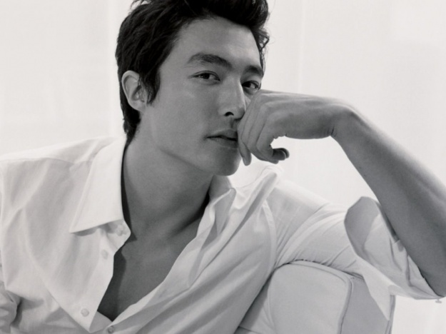 "Daniel Henney is Too Handsome for Print on ""1st Look"""