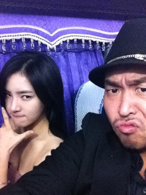 Leessang's Gil and Shin Se Kyung Transform Into a Hip Hop Couple