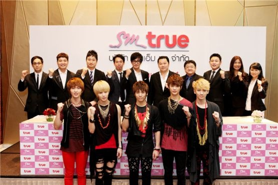 SM Entertainment Establishes Joint Overseas Branch in Thailand