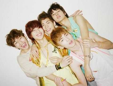 Members of SHINee Rank Themselves In Order of Best Looking