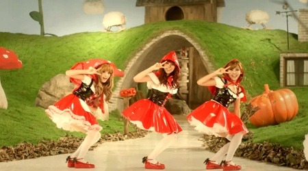 Orange Caramel Releases Dance Version of A~ing