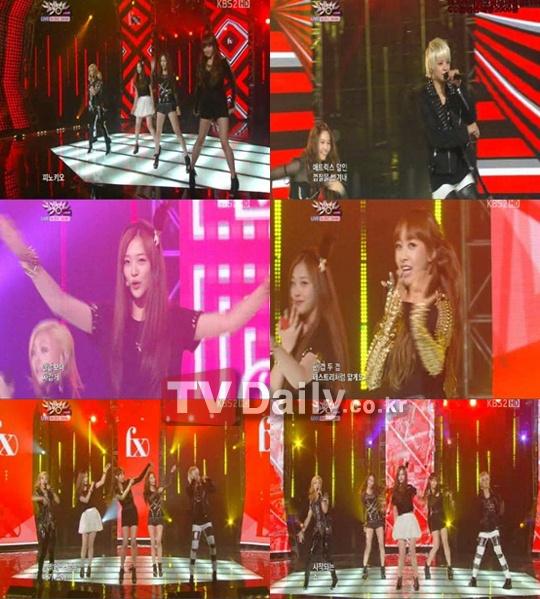 KBS MUSIC BANK 05. 20. 2011