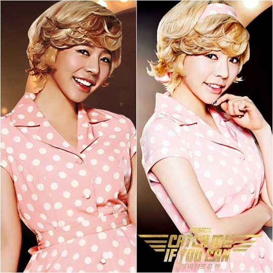 "Girls' Generation's Sunny Releases Interview Clip for Musical ""Catch Me If You Can"""