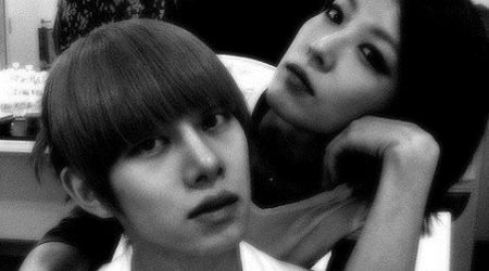 Heechul And Boa Picture Reveal Their Sibling Relationship
