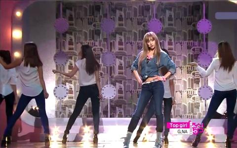 MBC Music Core 08.27.11