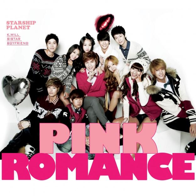 "Starship Planet Releases ""Pink Romance"" MV"
