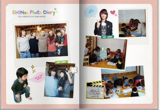"""Hello Baby"" Photobook (SHINee)"