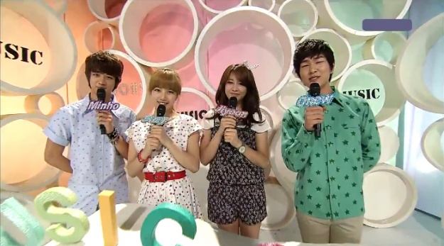 MBC Music Core 05.14.11