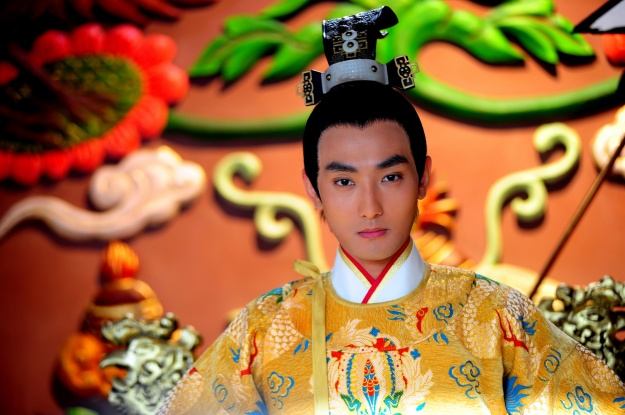 Former H.O.T Member Kangta to Play the Emperor in New Chinese Drama
