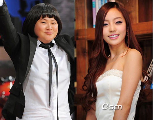 "Hara Invites Kim Shin Young to MC for Kara's ""Step"" Showcase"