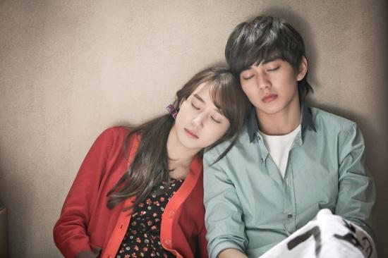 "Yoo Seung Ho and Park Eun Bin's Kiss Scene on ""Operation Proposal"""