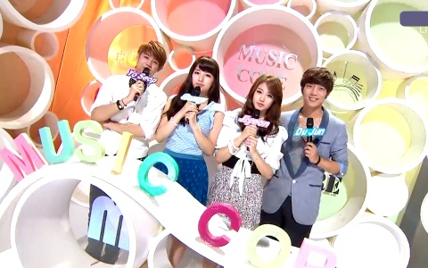 MBC Music Core 06.18.11