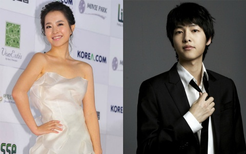 "Park Bo Young to Romance ""Wolf Boy"" Song Joong Ki"