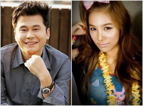 YG's Yang Hyun Suk and Wife Lee Eun Joo Expecting Second Child