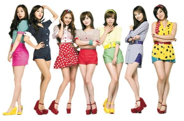 """T-ara to Donate Entire Proceeds from """"Roly Poly"""" Promotions for the Japanese Nuclear Disaster Anniversary"""