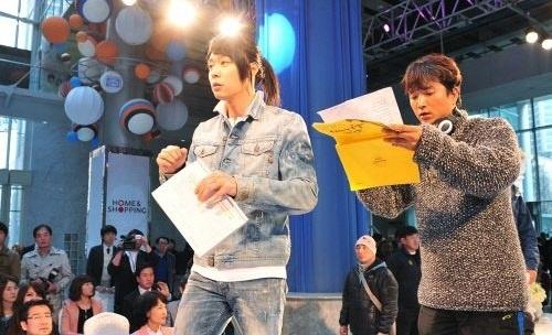"Why Is Park Yoo Chun's Nickname the ""Script Genius?"""