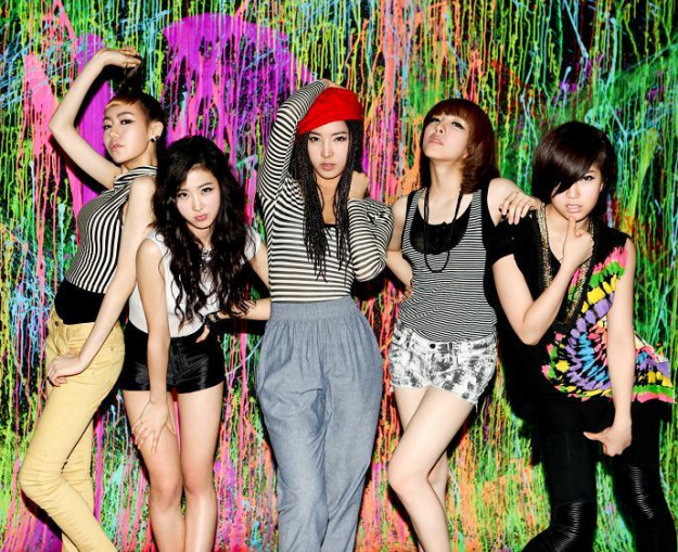 Brave Girls Comeback With a Masculine Concept