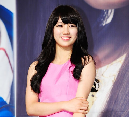 Suzy at BIG Press Conference (Cropped for Featured image)