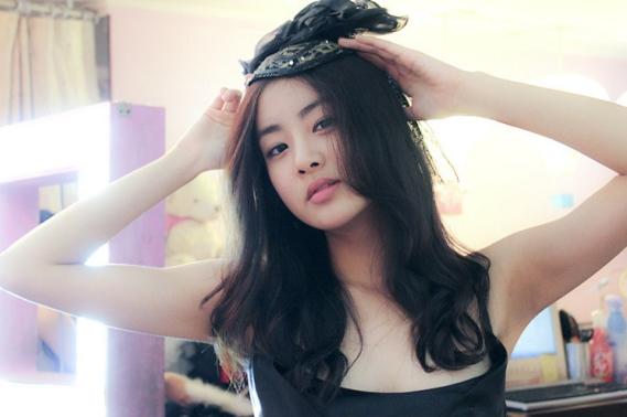 Kang Sora for Beauty+