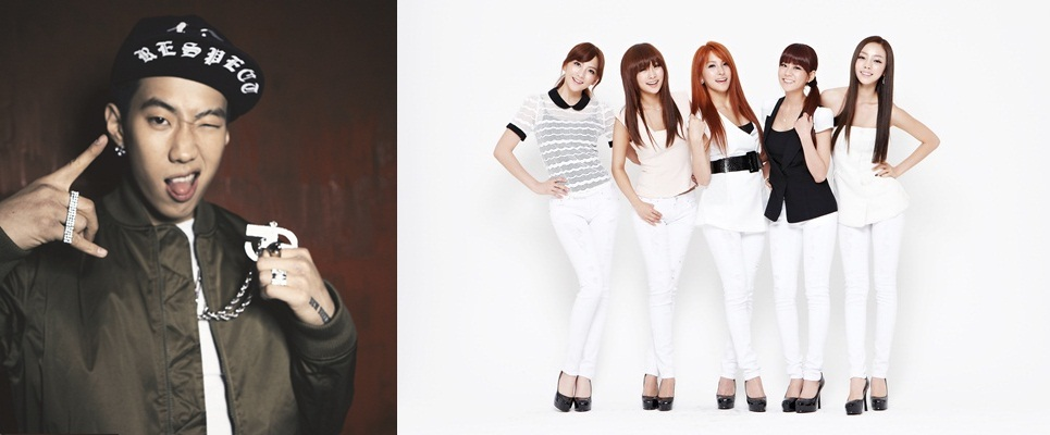 Jay Park and Kara to perform at MTV World Stage Live in Malaysia 2012