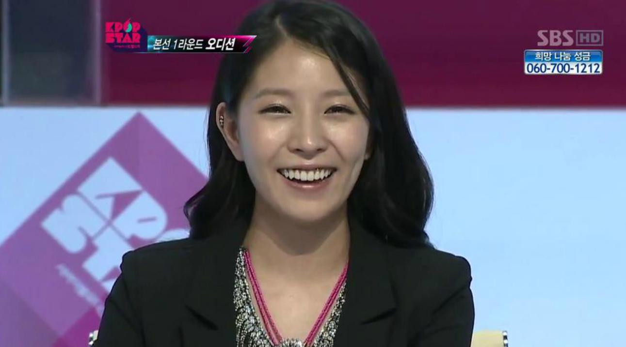 "BoA Judge on SBS' ""K-Pop Star"""
