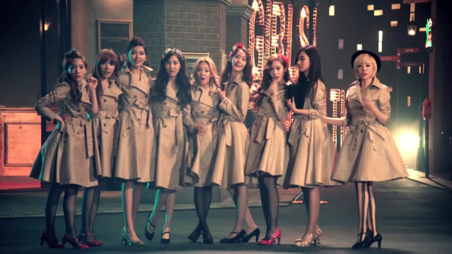"Girls' Generation Releases Teaser for Upcoming Japanese Single ""Paparazzi"""