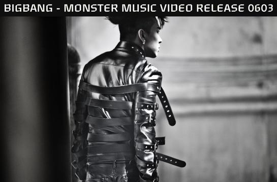"Big Bang Taeyang's ""Monster"" Teaser Photo Released!"