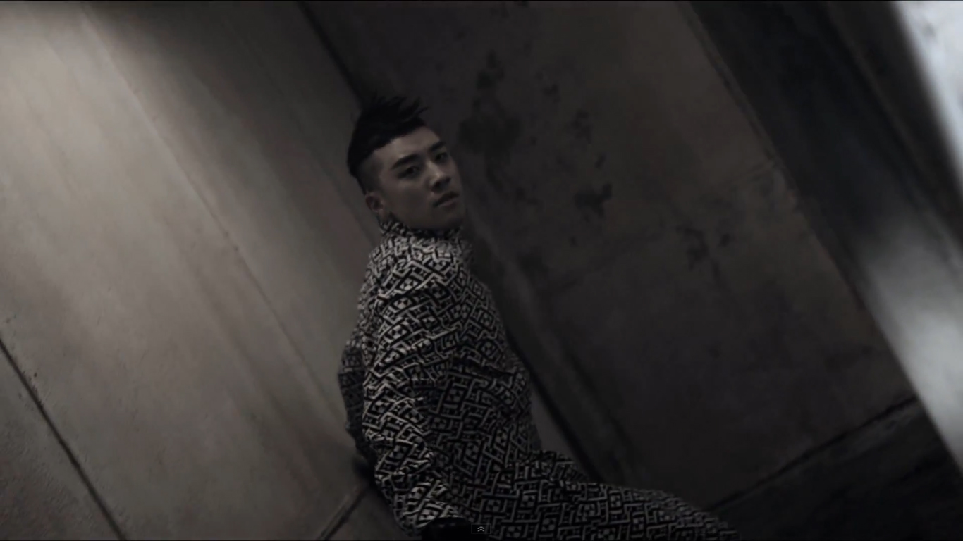 "Still from Seungri's ""Monster"" Teaser"
