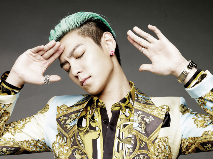 "Big Bang's T.O.P 2nd ""Monster"" Teaser"