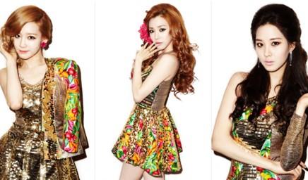 Weekly K-Pop Music Chart 2012 – May Week 4