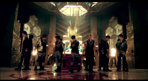 "DSP Media's New Boy Group A-JAX Releases Debut MV ""One 4 U"""