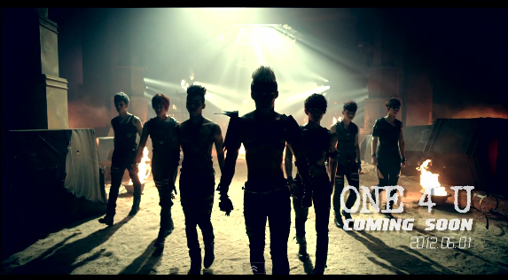 """Rookie Group A-JAX Releases MV Teaser for """"One 4 U"""""""