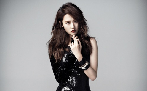 "4minute Heo Gayoon Sexy in Black for ""Fast"""