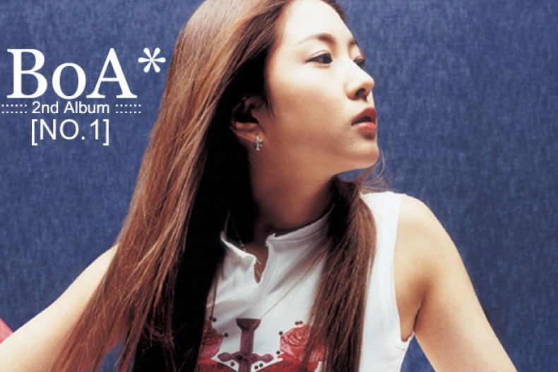 BoA Blames SM for Her Short Height