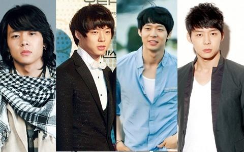 [Ceci] Park Yoo Chun's Hairstyle over the Years