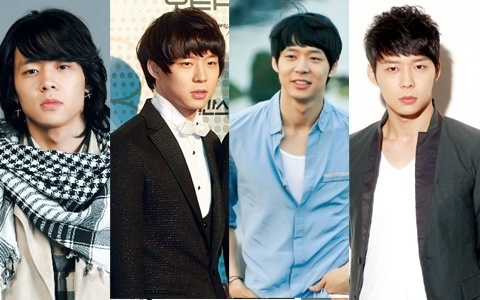 [Ceci] Park Yoo Chun's Hairstyle over the Years