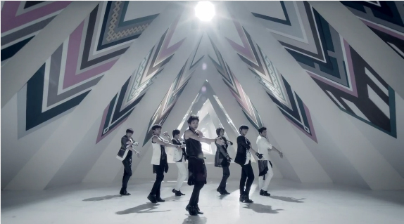 """Infinite Releases Dance Ver. Music Video for """"The Chaser"""""""